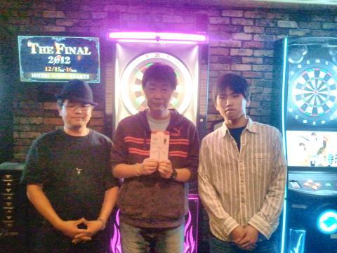 カウントアップ賞:牛浜忍者